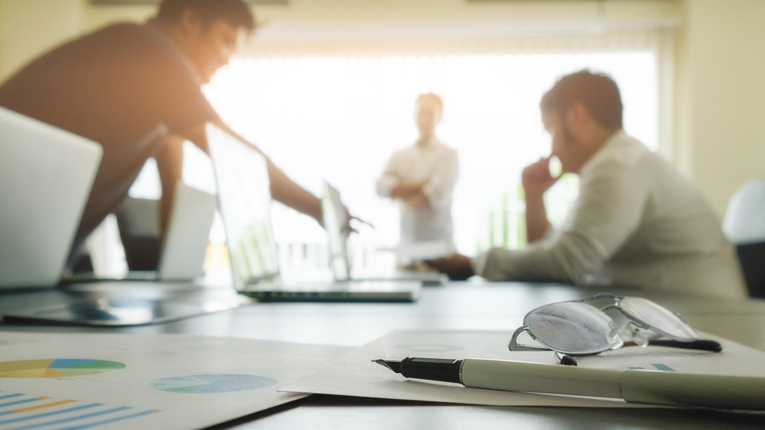 Dijital Dönüşüm danışmanlığı toplantı